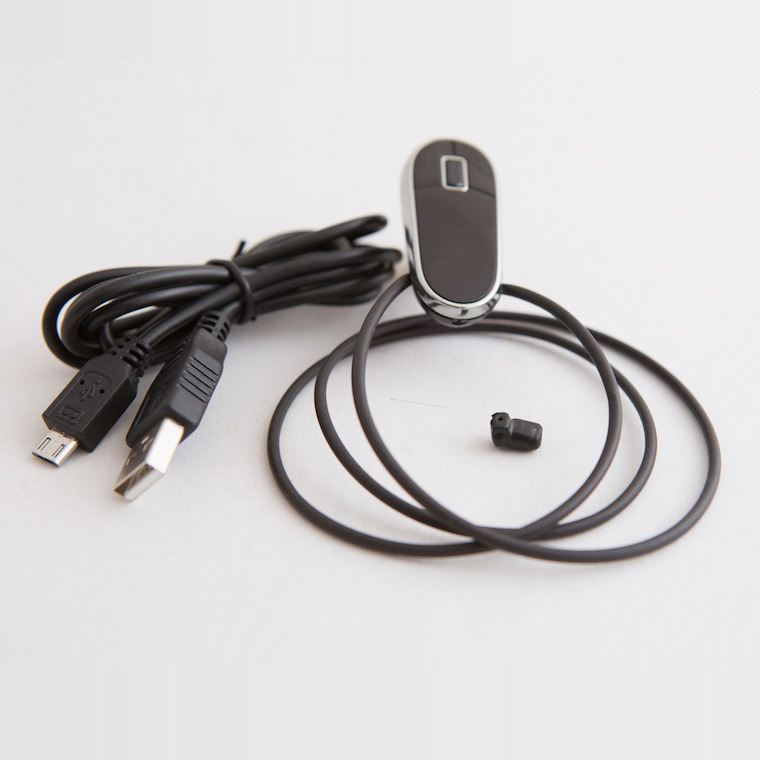 spy bluetooth set